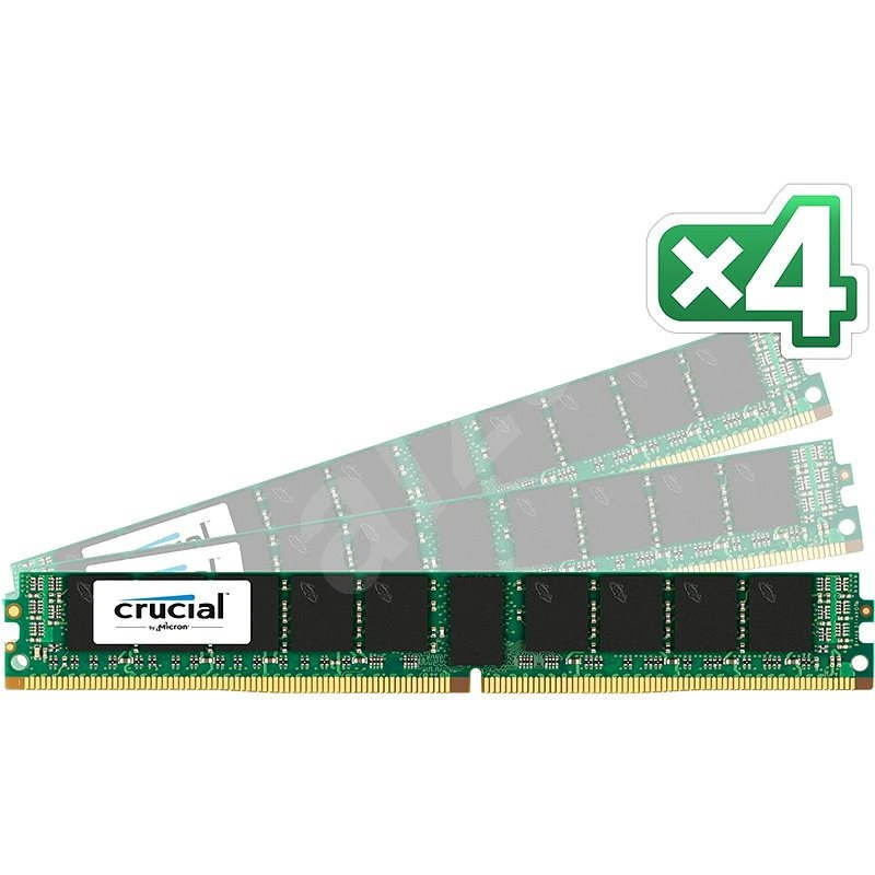 Crucial 64GB KIT DDR4 SDRAM 2400MHz CL17 ECC Registered VLP - Operačná pamäť