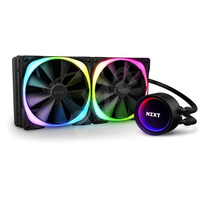NZXT Kraken X63 RGB - Vodné chladenie