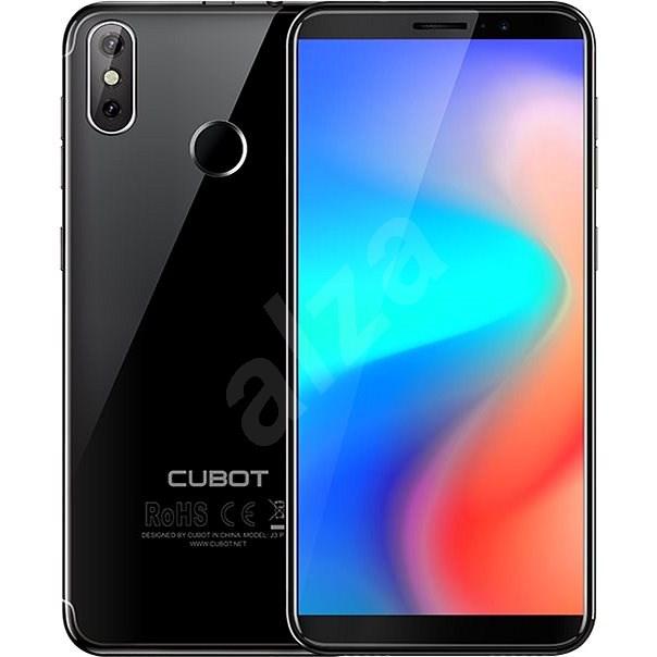 Cubot J3 Pro čierny - Mobilný telefón