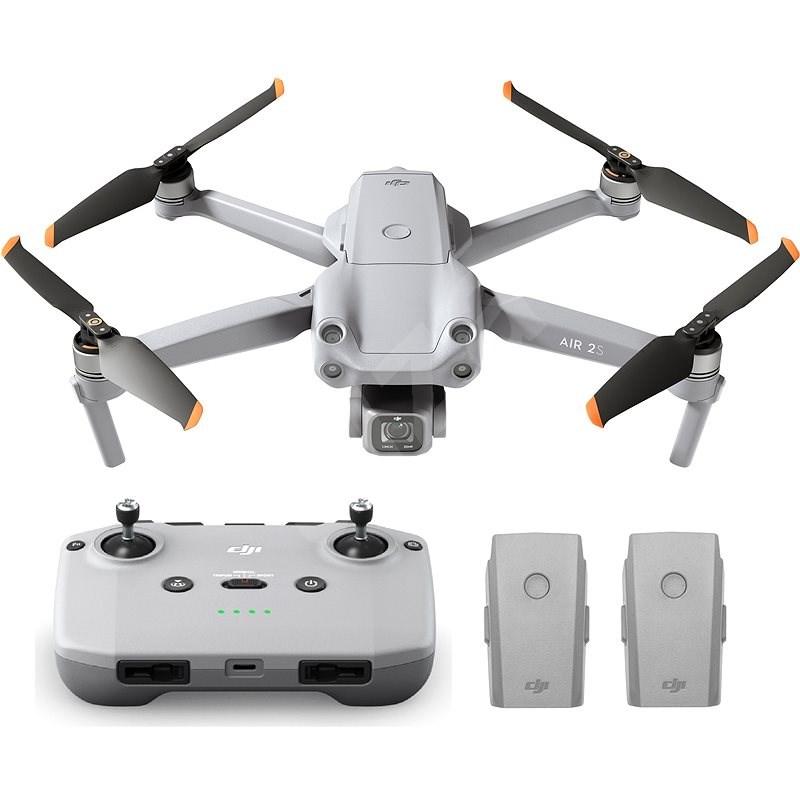 DJI Air 2S Fly More Combo (EU) - Dron