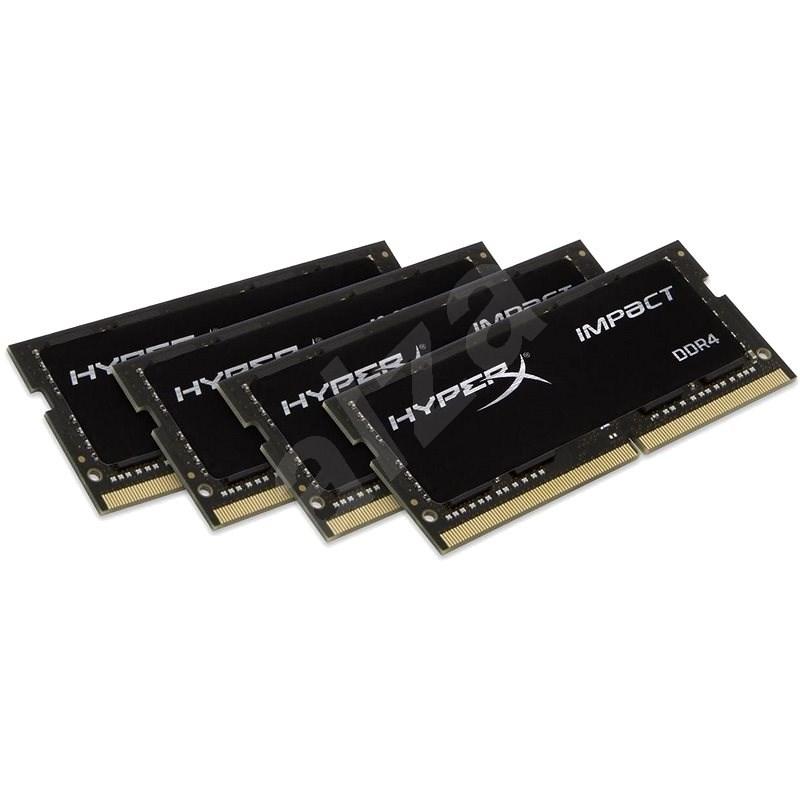 HyperX SO-DIMM 64GB KIT DDR4 2133MHz CL14 Fury Impact Series - Operačná pamäť