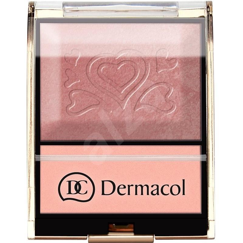 DERMACOL Blush & Illuminator č. 4, 9 g - Lícenka