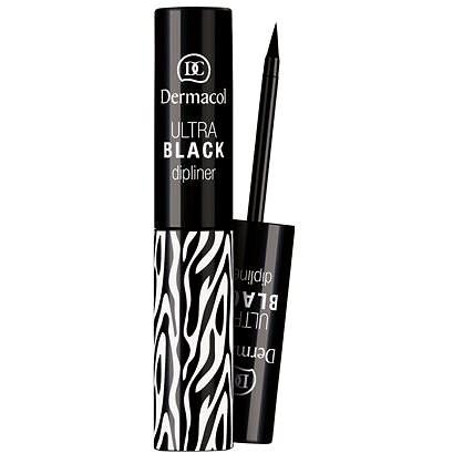 DERMACOL Linka na oči Ultra Black Dipliner 2,8 ml - Očné linky