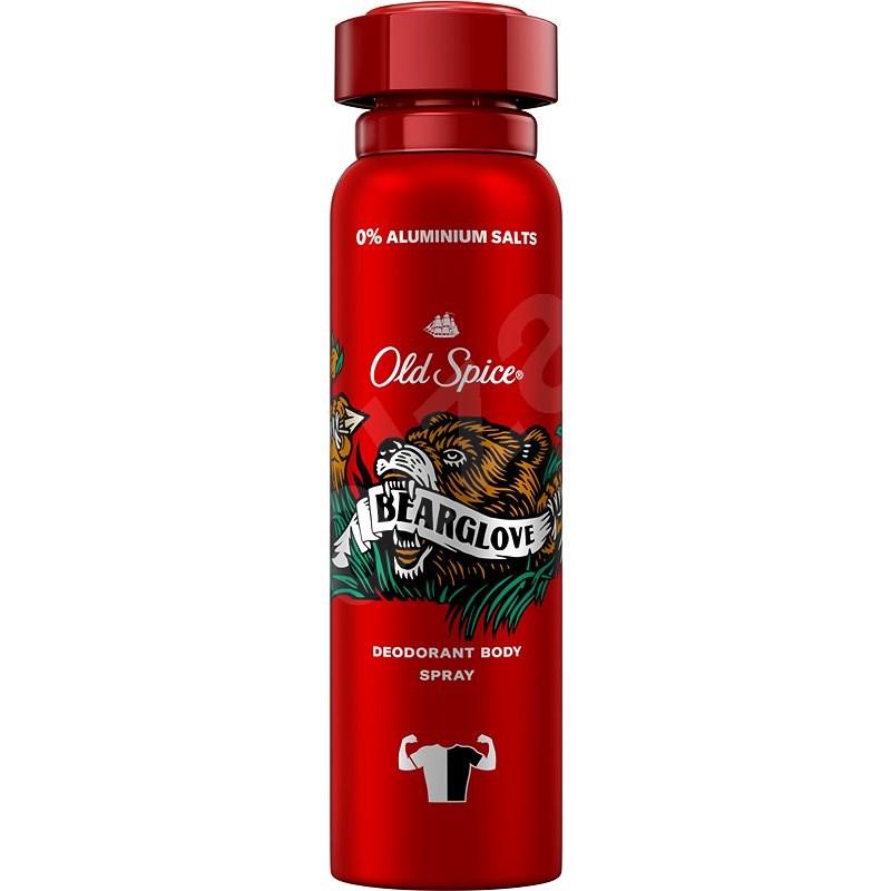OLD SPICE Bearglove 125 ml - Pánsky dezodorant