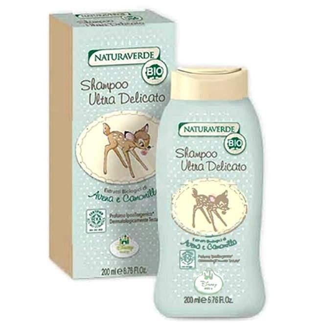 Naturaverde BIO Šampón 200 ml - Šampón