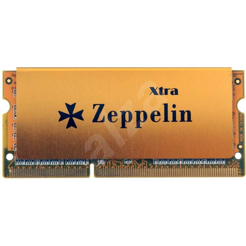 ZEPPELIN SO-DIMM 8GB DDR3 1600MHz CL9 GOLD - Operačná pamäť