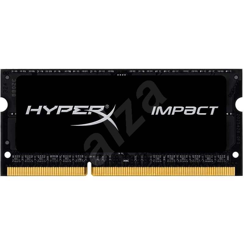 HyperX SO-DIMM 4 GB DDR3L 1866 MHz Impact CL11 Black Series - Operačná pamäť