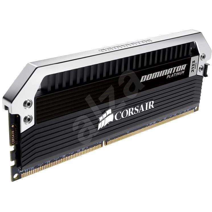 Corsair 64GB KIT DDR3 2133MHz CL9 Dominator Platinum - Operačná pamäť