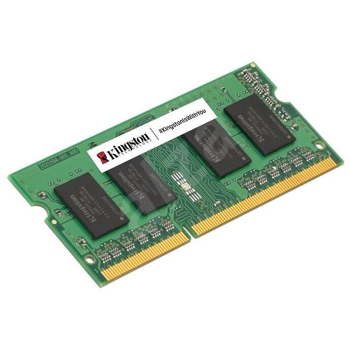 Kingston SO-DIMM 4 GB DDR3 1600 MHz Single Rank - Operačná pamäť