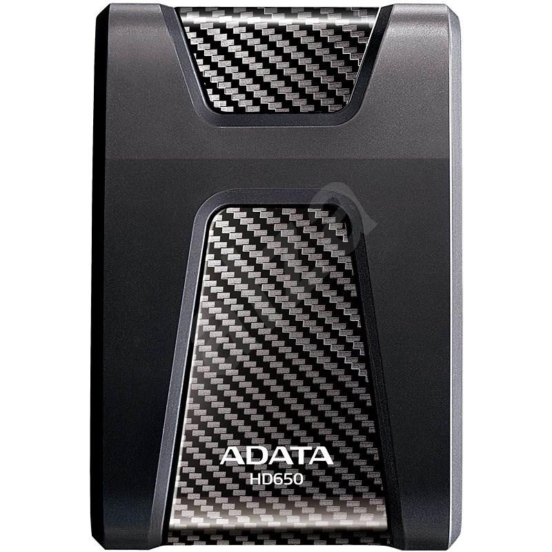 "ADATA HD650 HDD 2,5"" 1 TB čierny - Externý disk"