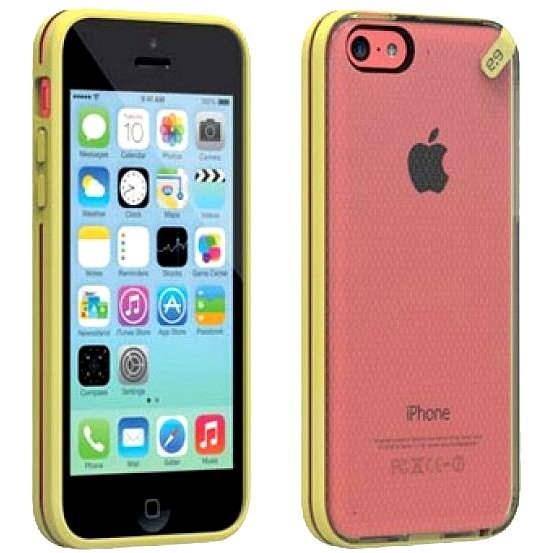 PureGear Slim Shell iPhone 5C žluté - Puzdro na mobil