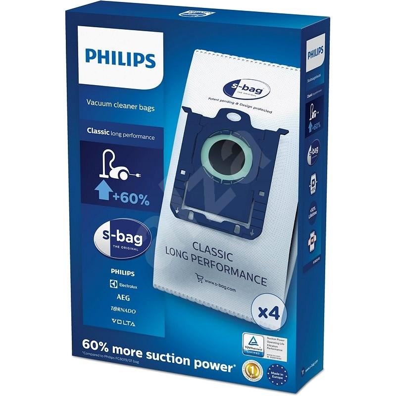 Philips FC8021 / 03 S-bag - Vrecká do vysávača