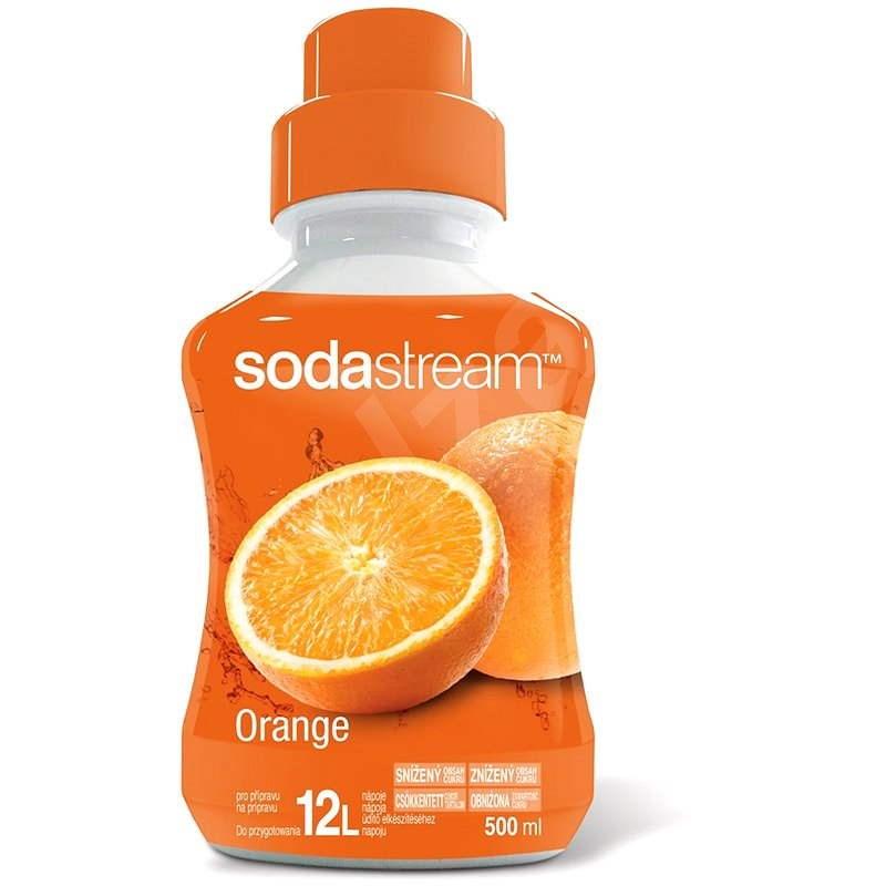 SodaStream Pomaranč - Príchuť