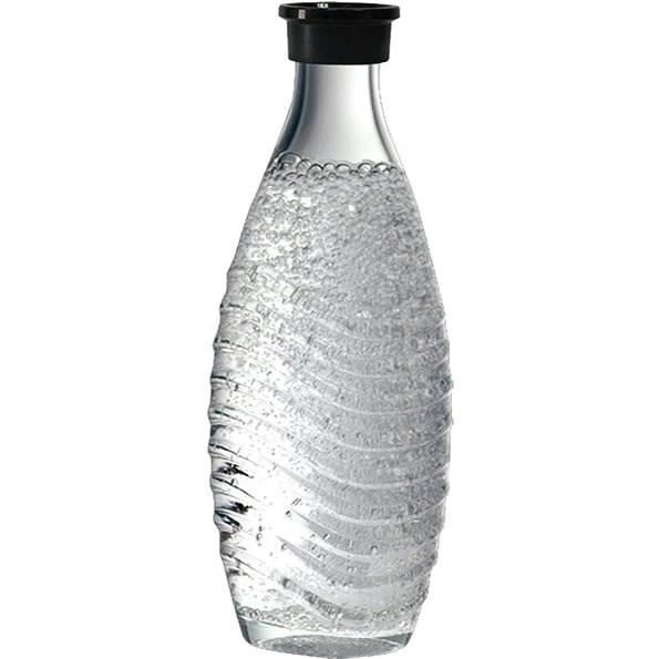 SodaStream Penguin/Crysta,l sklenená, 0,7 l - Náhradná fľaša