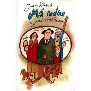 Má rodina a jiná zemětřesení - Ivan Kraus