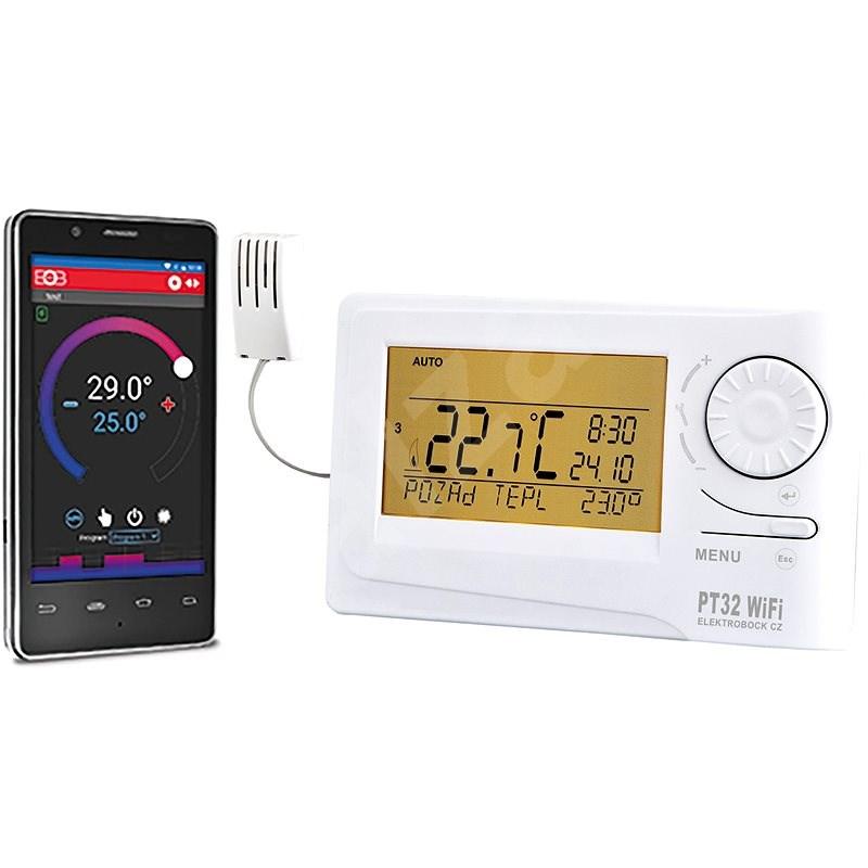 Elektrobock PT32 WiFi - Termostat
