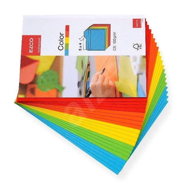 ELCO Color Mix C5 100 g - balíček 20 ks - Poštová obálka