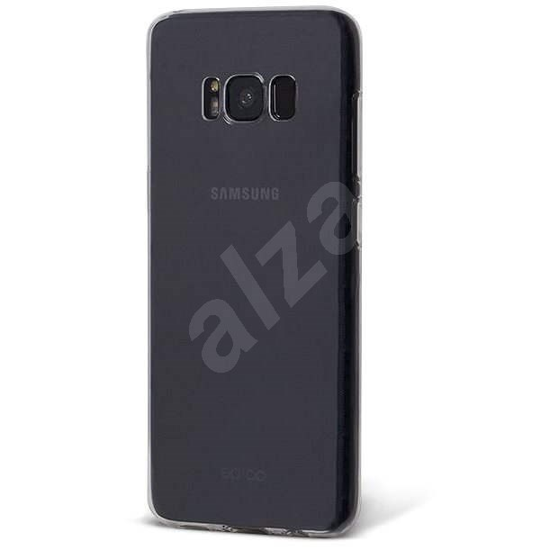 Epico Silk Matt pre Samsung Galaxy S8 biely transparentný - Kryt na mobil