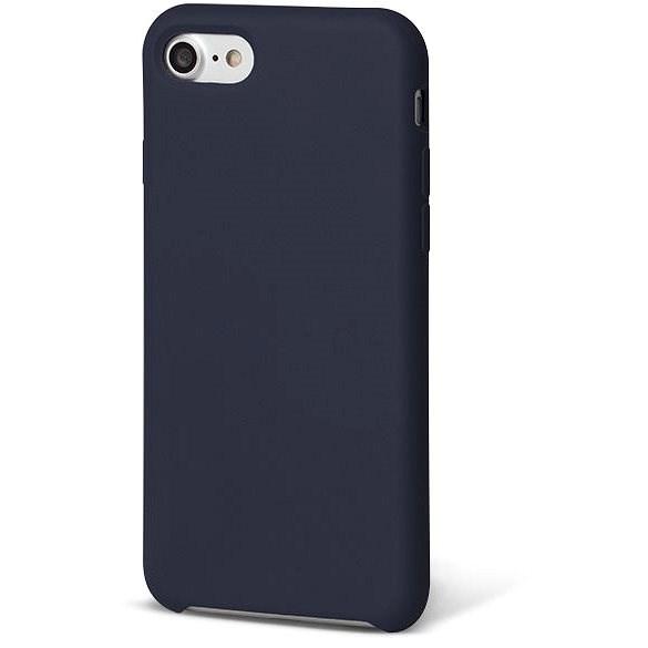 Epico SILICONE pre iPhone 7/8 modrý - Kryt na mobil