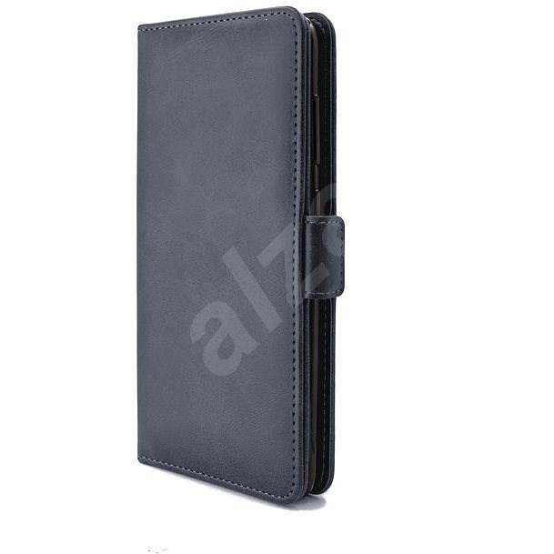 EPICO ELITE FLIP CASE Huawei P40 Lite E – tmavo modrý - Kryt na mobil