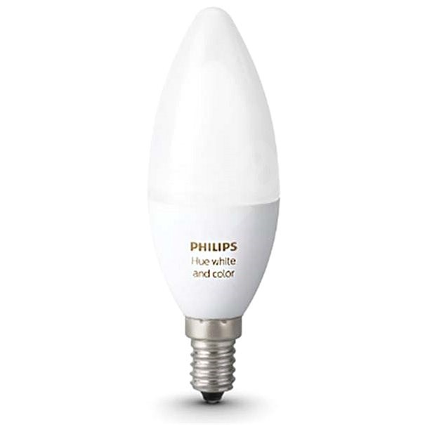 Philips Hue White and Color Ambiance 6,5 W E14 - LED žiarovka