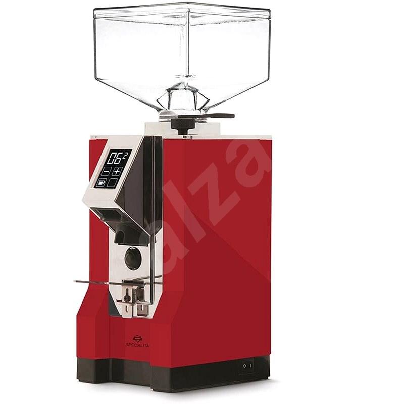Eureka Mignon Specialita, CR ferrari red - Mlynček na kávu