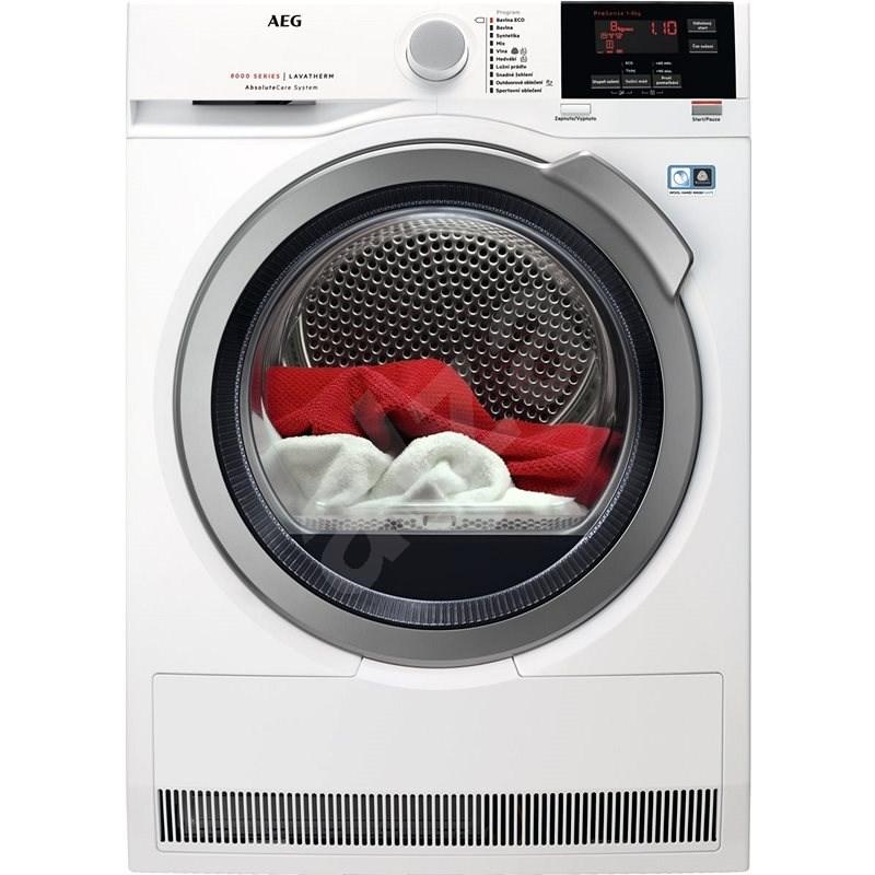 AEG AbsoluteCare T8DEG48SC - Sušička prádla