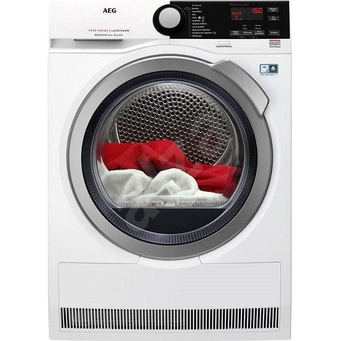 AEG AbsoluteCare T8DBE68SC - Sušička prádla