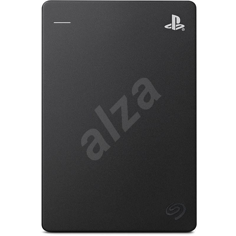 Seagate PS4 Game Drive 2 TB, čierny - Externý disk