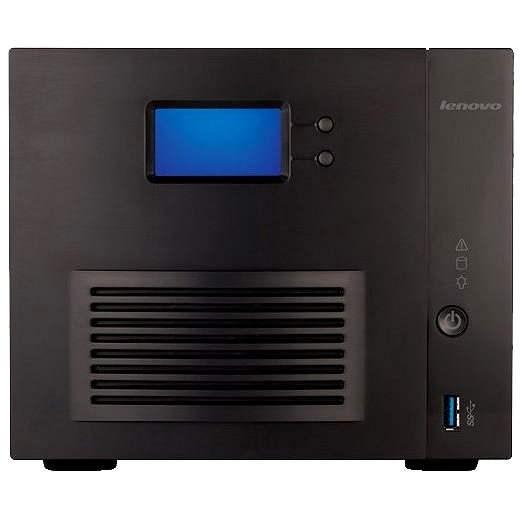 Lenovo Iomega ix4-300d Network Storage 4x 2TB HDD - Dátové úložisko