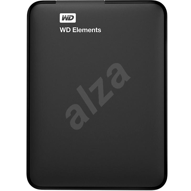 """WD 2.5"""" Elements Portable 1.5TB čierny - Externý disk"""