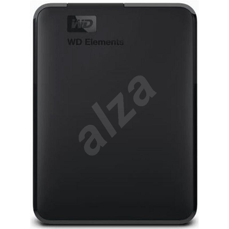 """WD 2,5"""" Elements Portable 5TB čierny - Externý disk"""