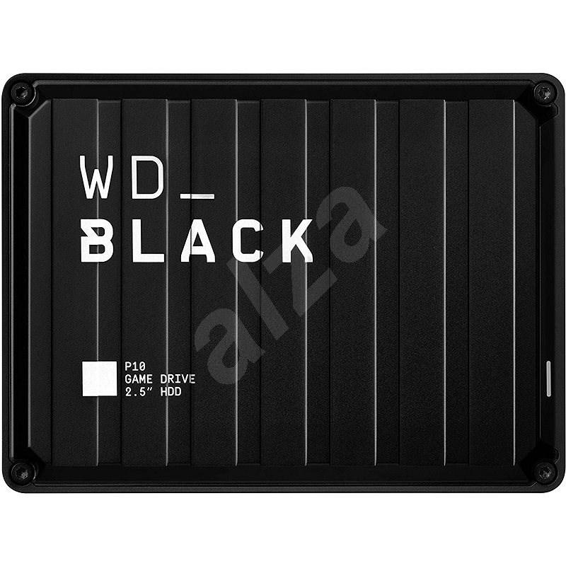 WD BLACK P10 Game drive 5TB, čierny - Externý disk
