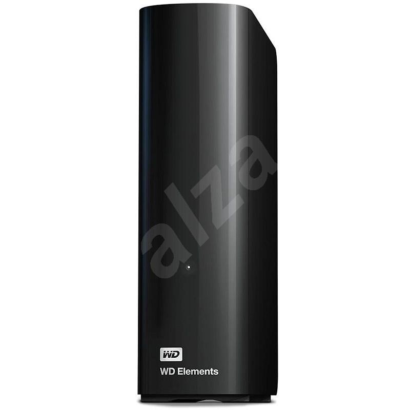 WD Elements Desktop 16 TB - Externý disk
