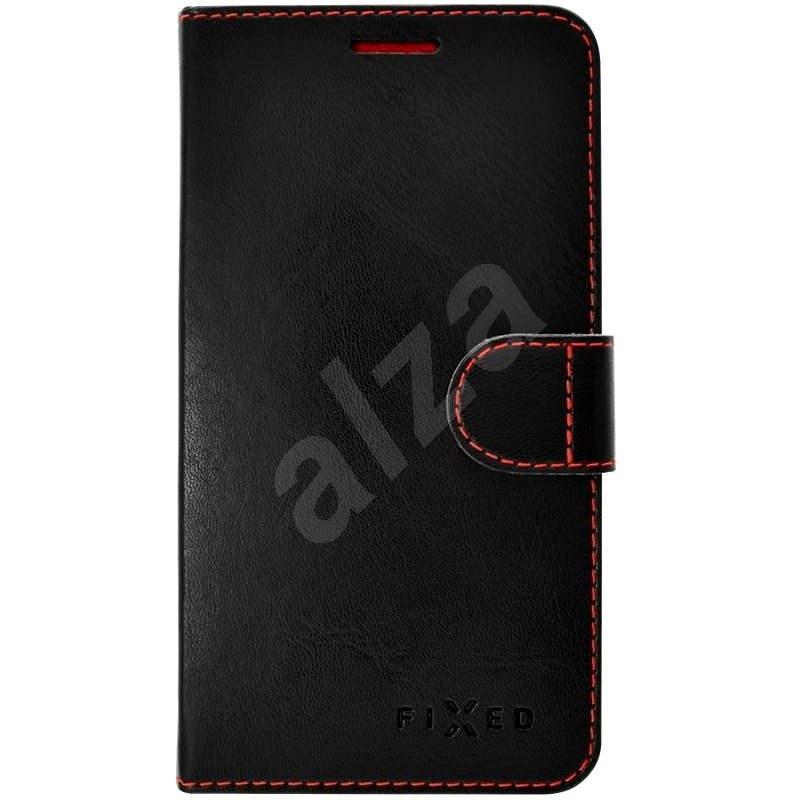 FIXED FIT na Acer Liquid Zest Z528 čierne - Puzdro na mobil