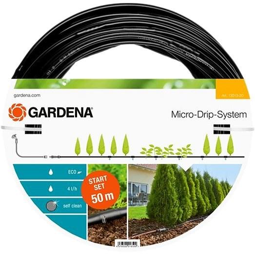Gardena Štartovacia sada pre rastliny v riadkoch, 50 m - Súprava na zavlažovanie