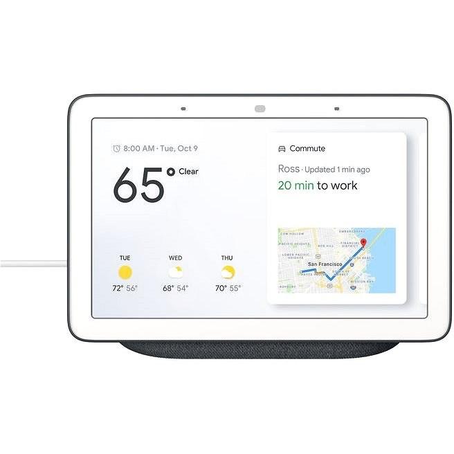 Google Home Hub - Hlasový asistent