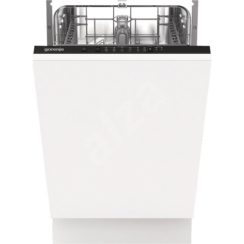 GORENJE GV52040 - Vstavaná umývačka riadu úzka