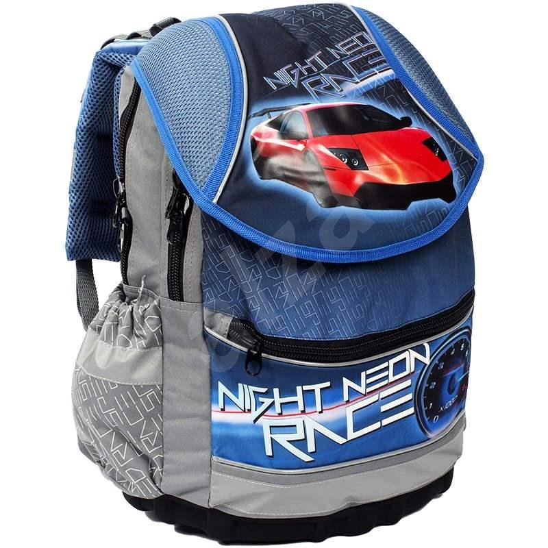 PLUS Auto - Školský batoh