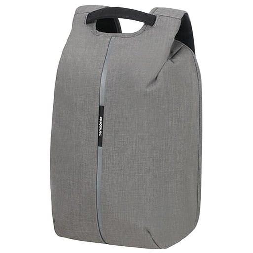 """Samsonite SECURIPAK 15,6"""" Cool Grey - Batoh na notebook"""