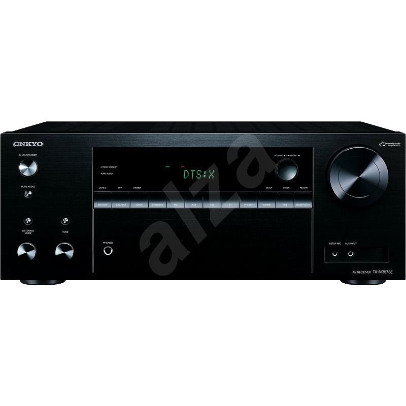 ONKYO TX-NR575E čierny - AV receiver