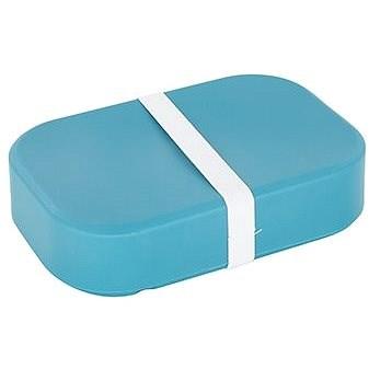 H & L  Color, modrý - Desiatový box