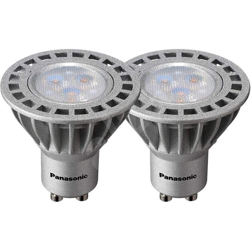 Panasonic LED 4W GU10 2700K 2 ks - LED žiarovka
