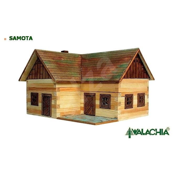 Walachia Samota - Stavebnica