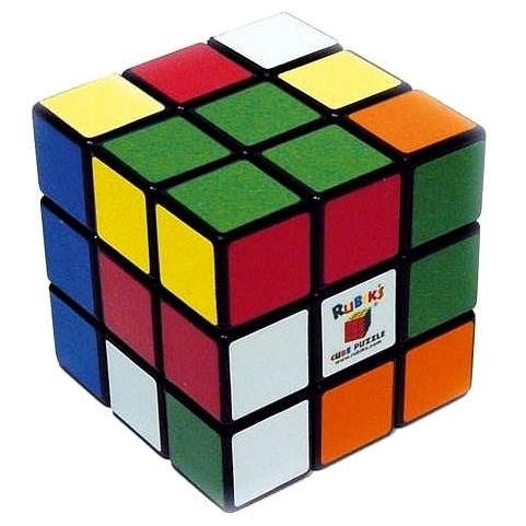 Rubikova kocka - Hlavolam