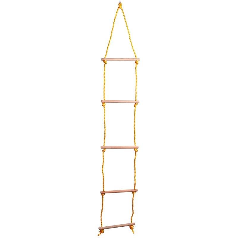 Woody povrazový rebrík - Povrazový rebrík