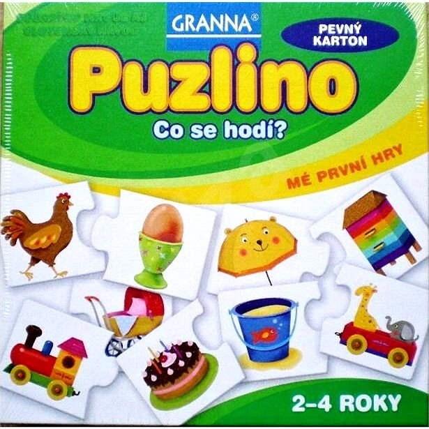 Puzlino - Spoločenská hra