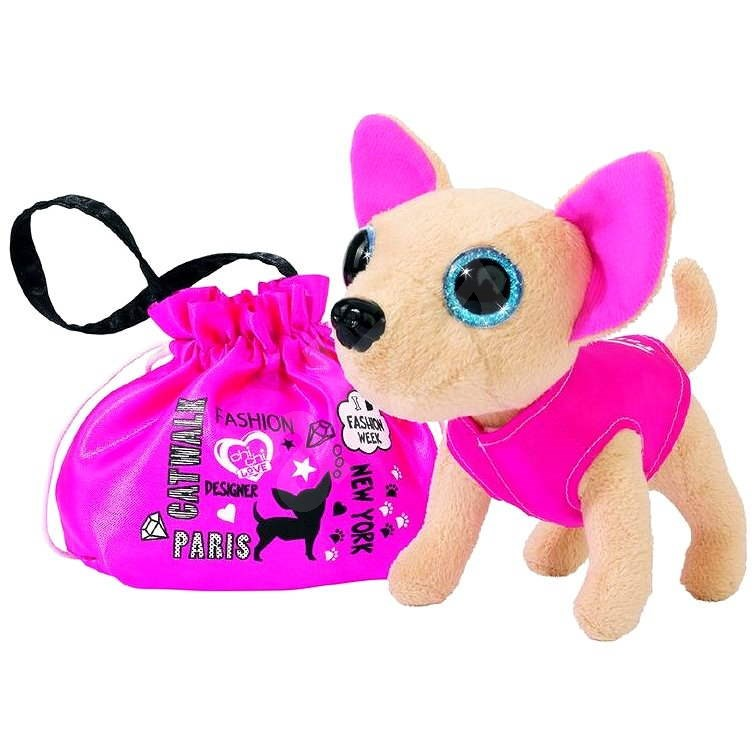 Chichi Love - Čivava s kabelkou - Plyšová hračka