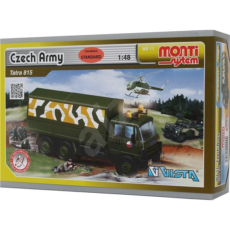 Monti System MS 11 – Czech Army - Stavebnica