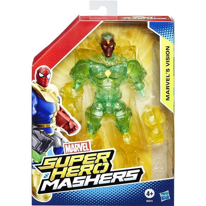 Avengers - Akčná figúrka Marvel 's Vision - Figúrka